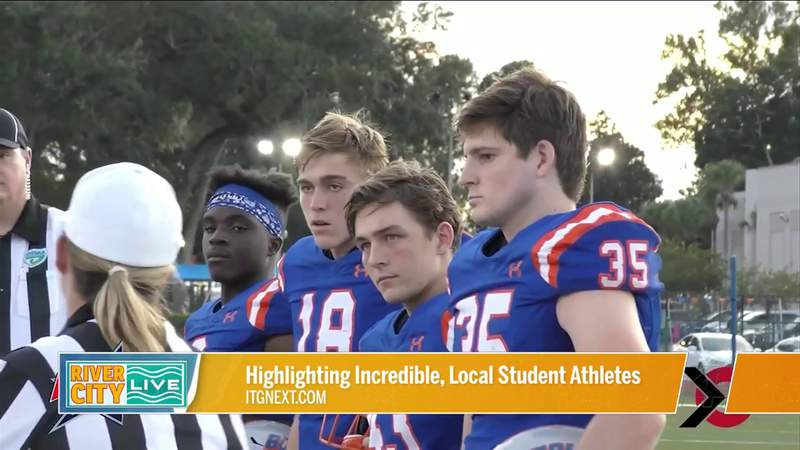 Highlighting Incredible, Local Athletes with ITG Next | River City Live
