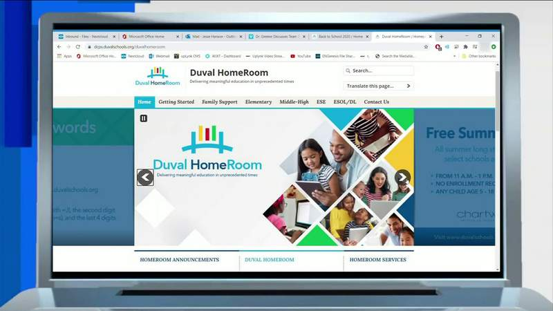 Is Duval HomeRoom the new standard for weather-related school closures?