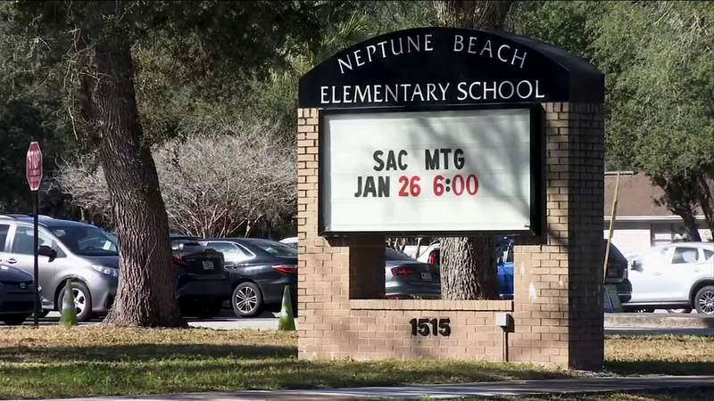 Neptune Beach Elementary teacher's assistant dies due to COVID-19 complications, board member says