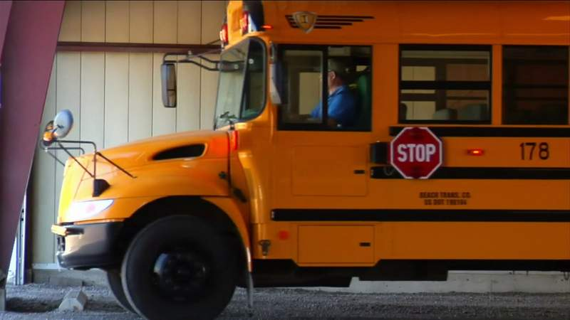 Standoff between drivers union & DCPS bus vendors continues