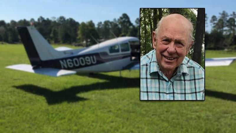 Grandfather among 3 killed in plane crash