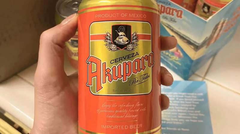 Hulu created special brews to send to critics to promote Palm Springs.