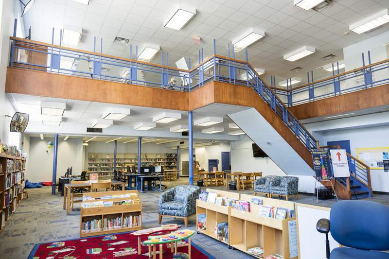 Brentwood Library