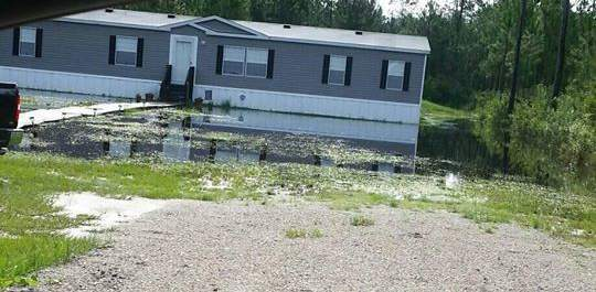 Water rising around Black Creek in Clay county comes too close for comfort for residents.