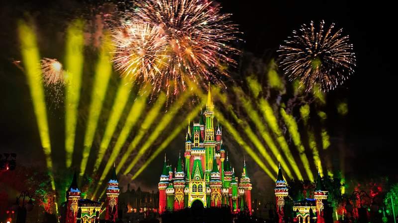 Disney's holiday celebrations begin Nov.12