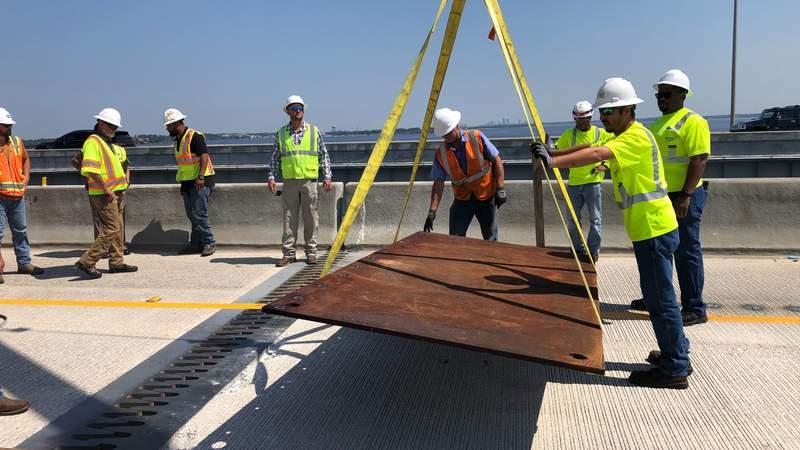 Buckman Bridge repairs to start