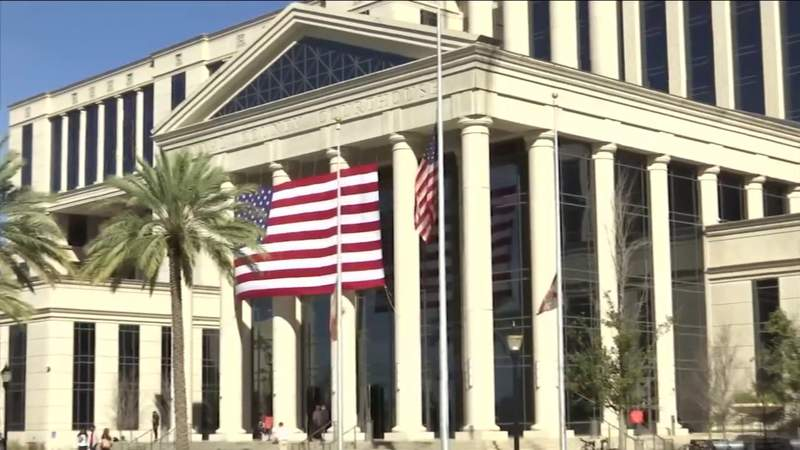 COVID-19 in courtrooms prompts Duval County to halt trials this week