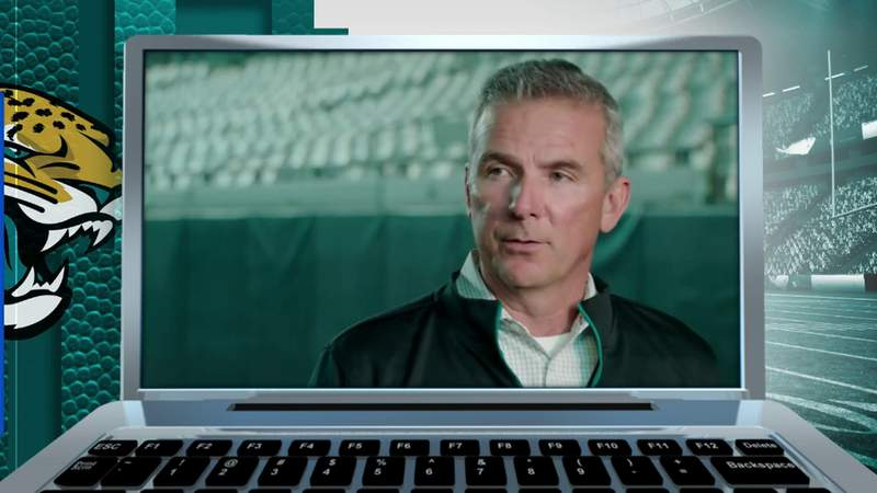 Jaguars release first interview with new head coach Urban Meyer