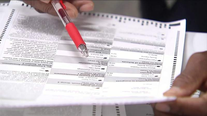 Avoid these mistakes while filling out your ballot