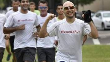 File photo - Attorney Mike Freed wraps up his annual Freed to Run fundraiser.