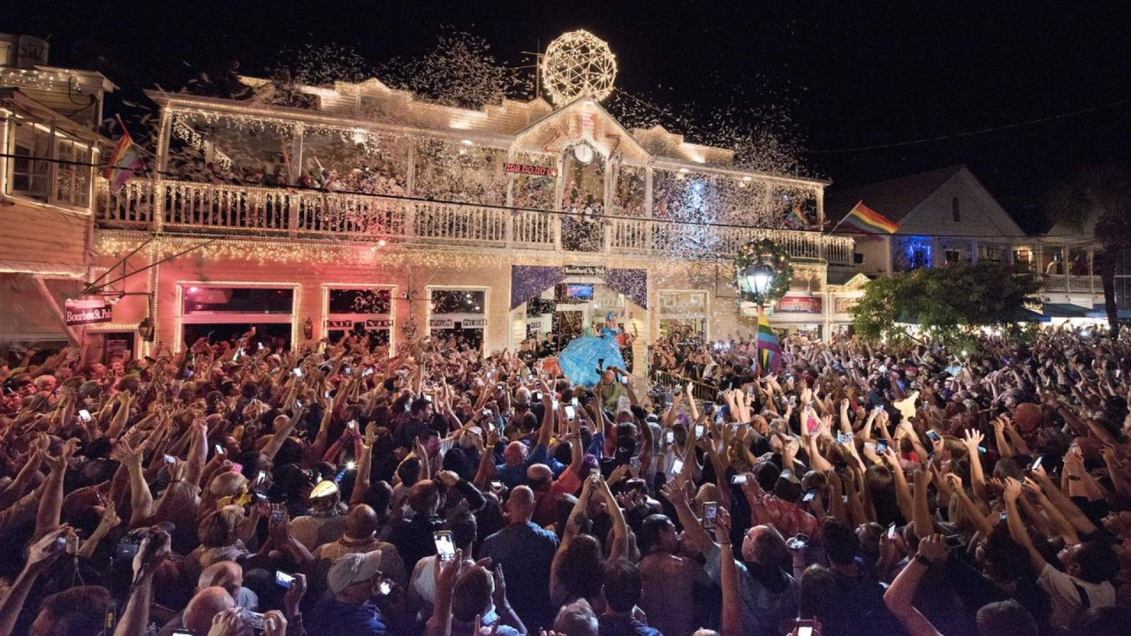 Key West scales back New Year's Eve because of coronavirus - WJXT News4JAX