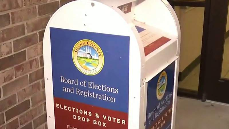 Record voter turnout in Georgia