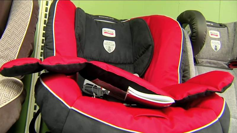Target's annual car seat trade-in program is back in contactless form