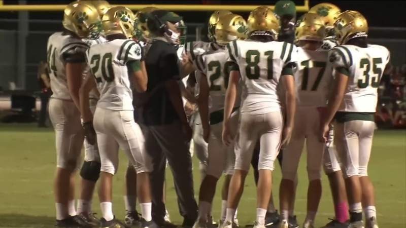 Two area high school football playoff games scratched this week due to COVID-19