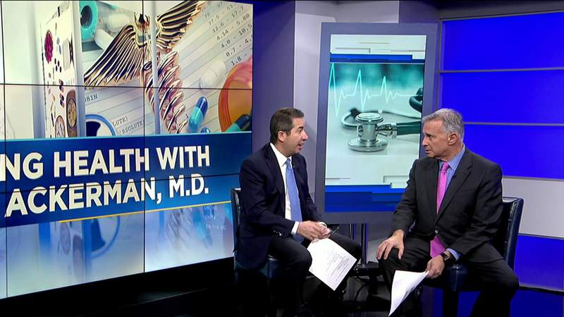 Dr. Scot Ackerman on Largest One-Year Decline in US Cancer Death Rate