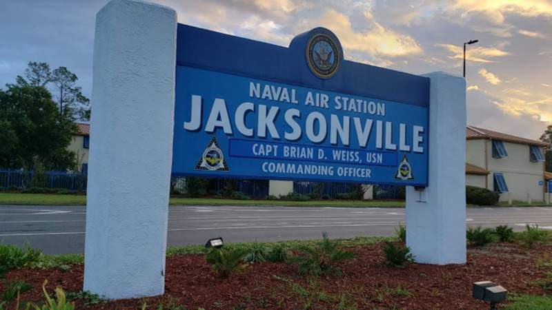 Naval Air Station Jacksonville's current commander is Capt. Brian D. Weiss.