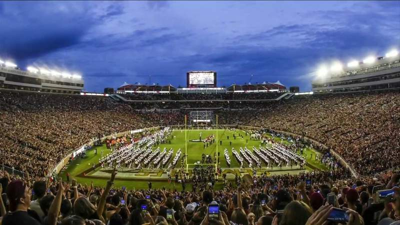 Former Florida State football player wants stadium renamed