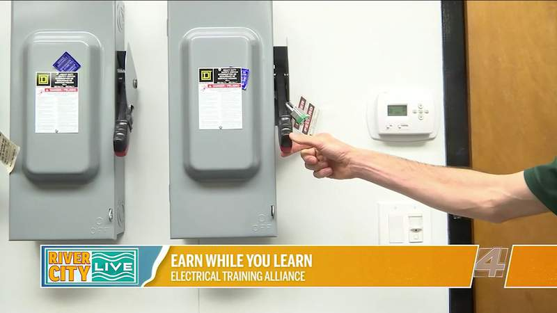 Earn While You Learn! at Electrical Training Alliance | River City Live