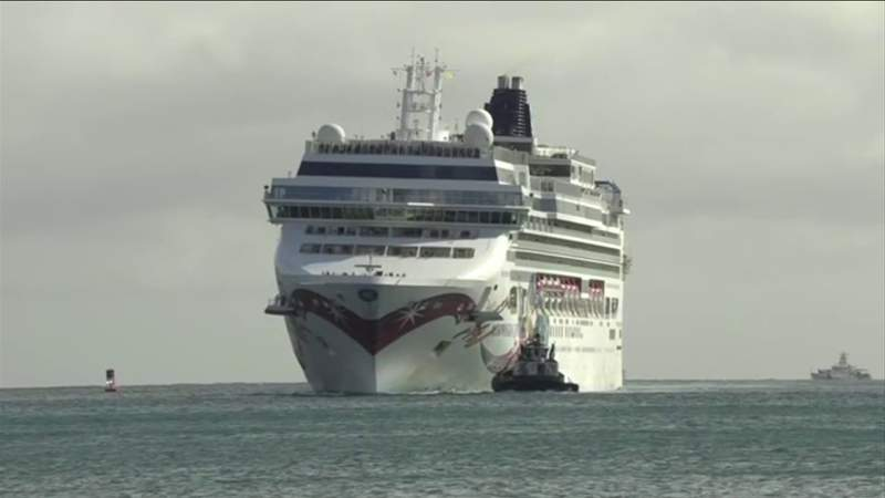Florida Suing Federal Government For Cruise Restrictions