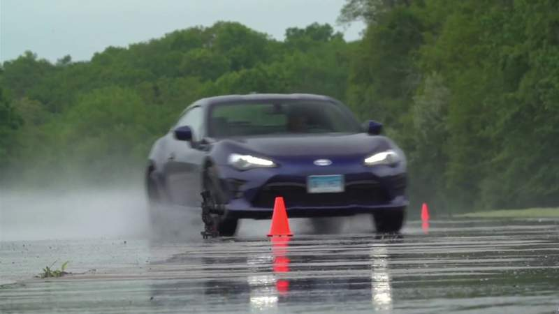 AAA offers wet weather driving tips