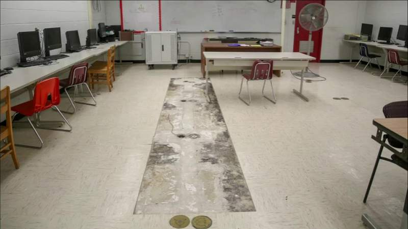 Some of Duval County's oldest public schools are in sore need of repairs and maintenance.