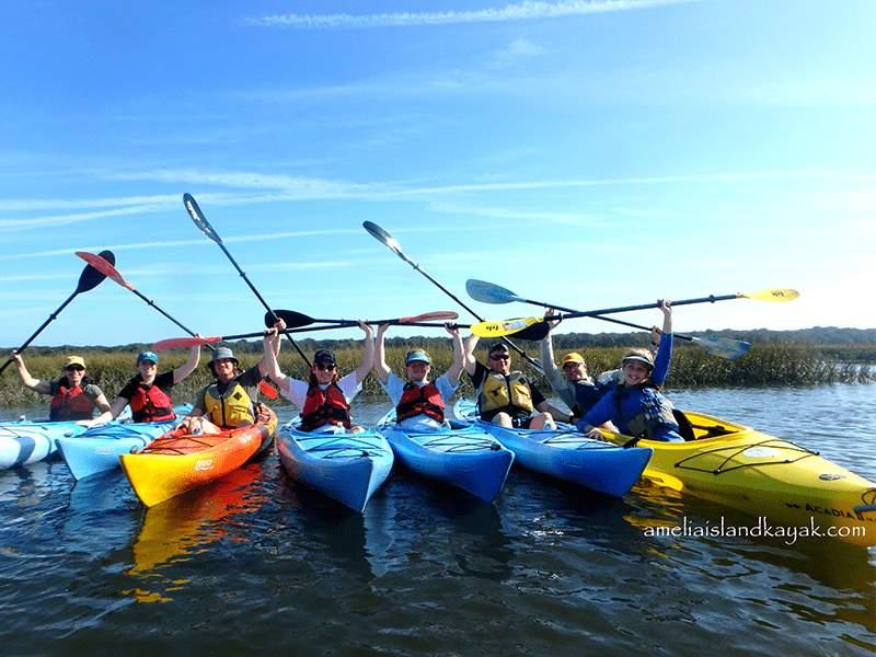 Photo: Amelia Island Kayak Excursions