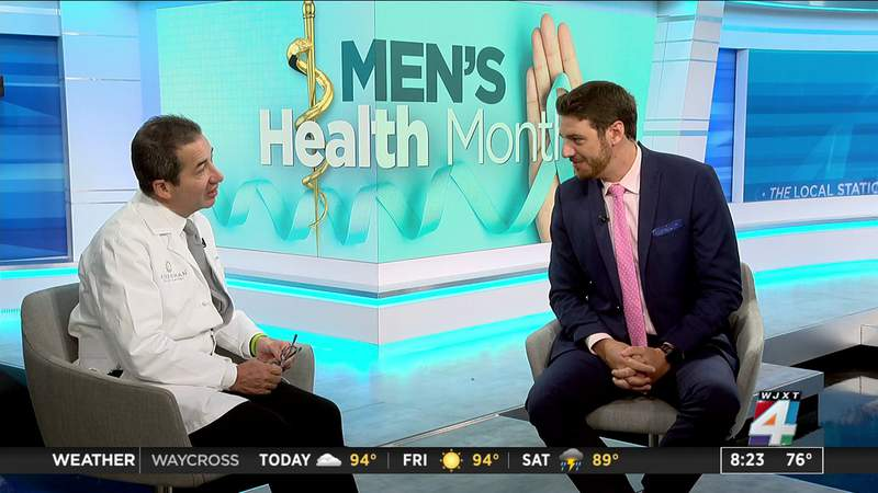 Men's Health: Discussing Concerns With A Doctor