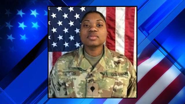 Sgt. Brittney Niecol Silvers