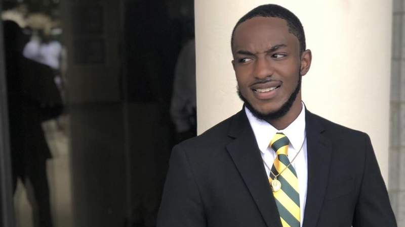 Wilberforce University basketball player and former Ribault High point guard William Easton died in a car accident earlier this month. He was 21.