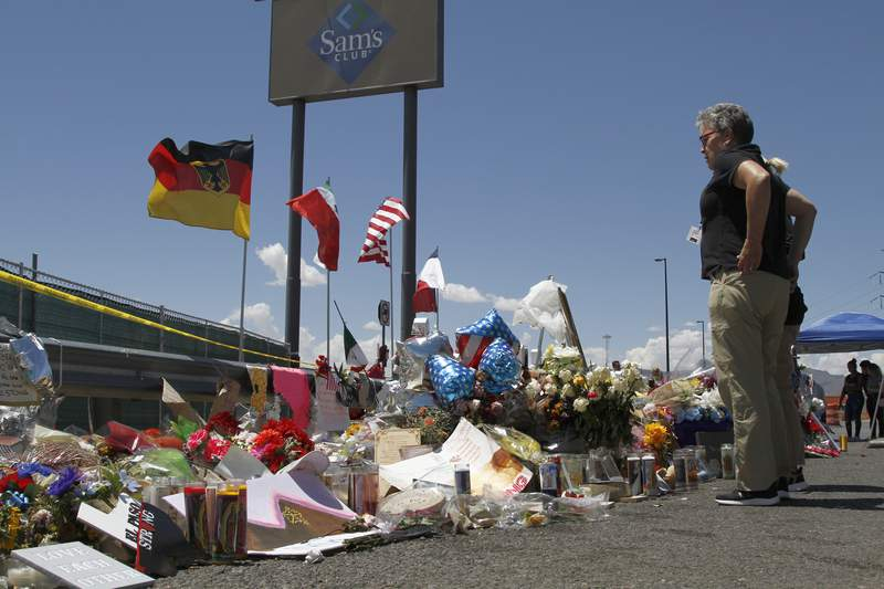 'Healing Garden dedicated on mass shooting's 2nd anniversary