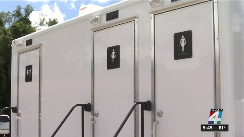 Manufacturers struggle to meet demand for porta pottys