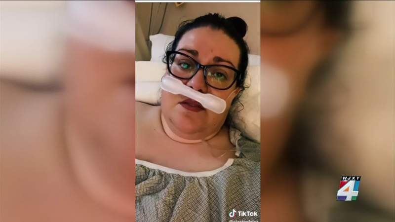 Jacksonville TikTok maker shares vaccination plea before dying of COVID-19