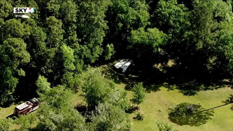 Three dead in small plane crash in Clay County