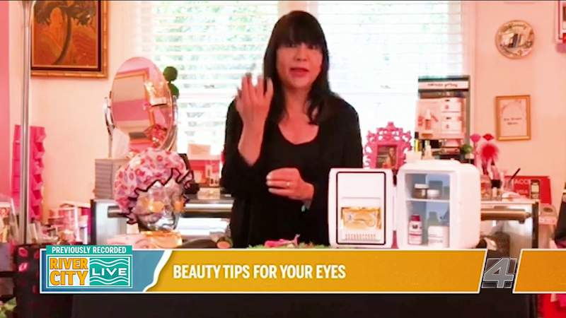 Beauty Tips For Your Eyes with Noreen Young   River City Live
