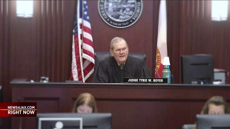 Jacksonville attorney becoming judge without election