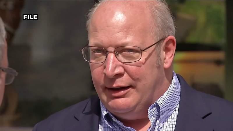 Jacksonville City Council member Scott Wilson tests positive for coronavirus