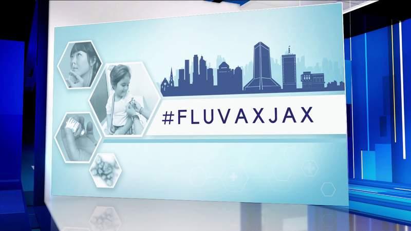 #FluVaxJax: COVID-19 and  Flu Season