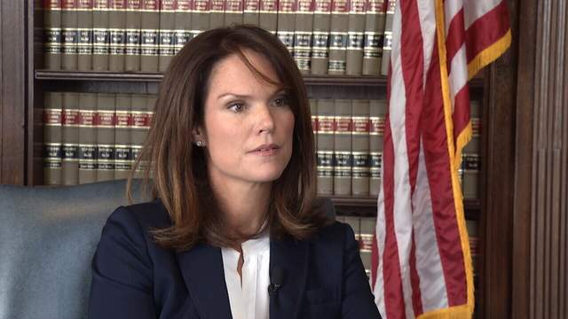 Archive photo of State Attorney Melissa Nelson