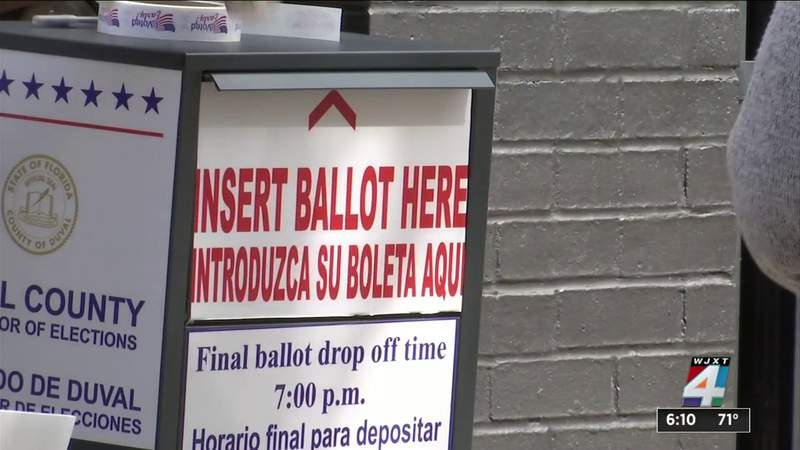 Special Jacksonville election will be city's 1st under Florida's new voting rules