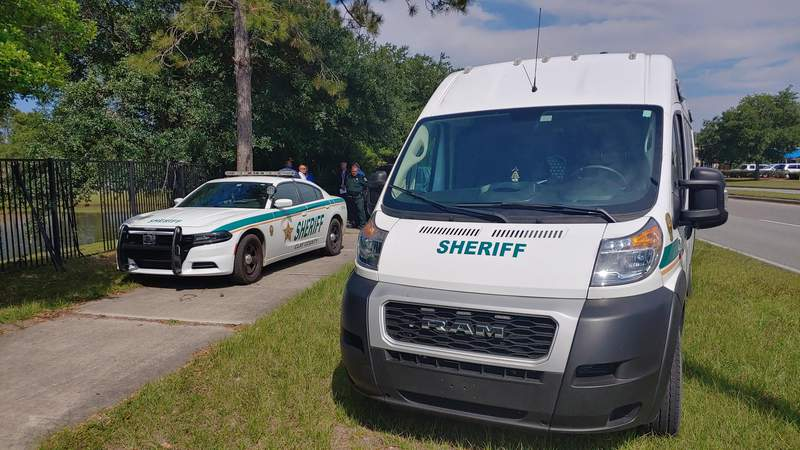 The Clay County Sheriff's Office is investigating after a body was found Wednesday in a Fleming Island retention pond.