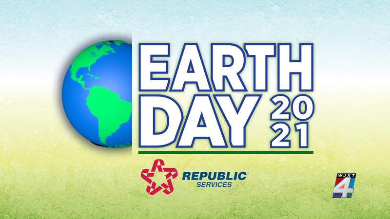 News4Jax is going green for Earth Day 2021.