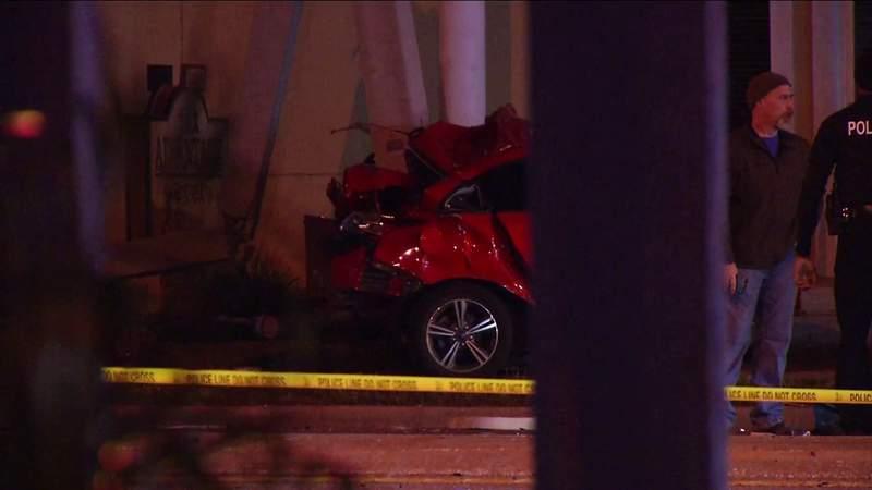 Police: Man, 21, killed in high-speed Jacksonville Beach crash
