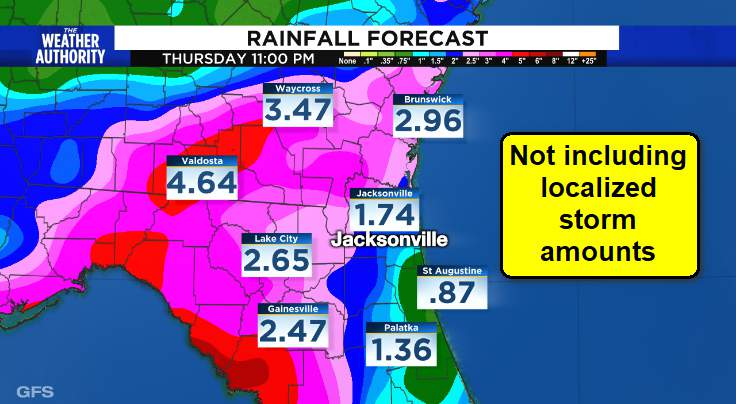 Does not include heavier/localized PM Storm amounts
