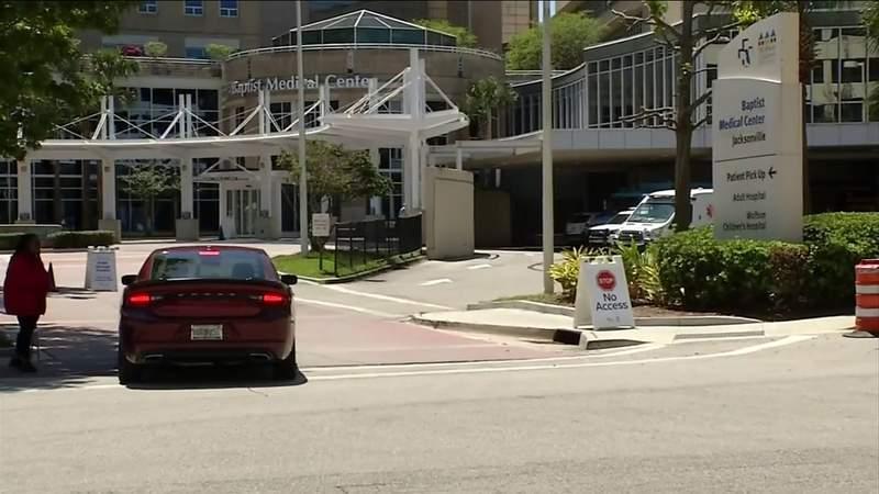 Jacksonville hospital prepare for increase cases in COVID-19