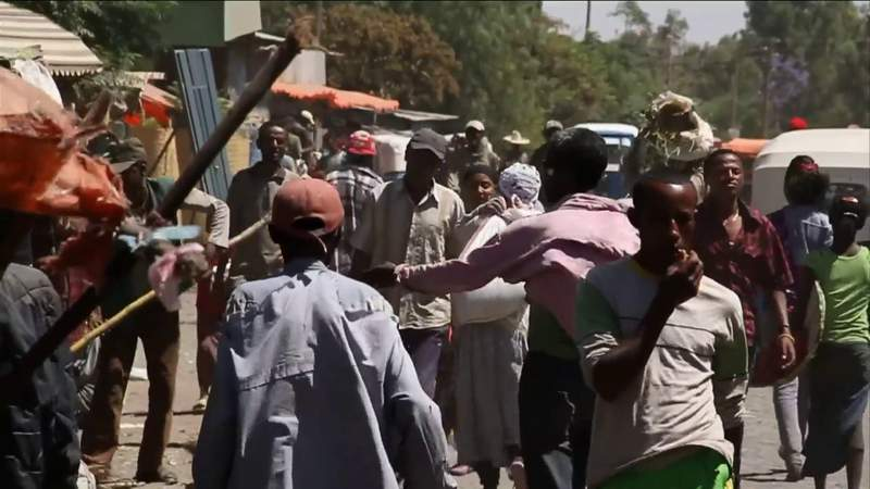 Ethiopia dealing with COVID-19 & civil war at the same time