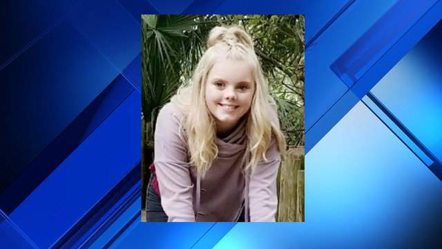 Photo of Kierston Chamberlain provided by Starke Police Department