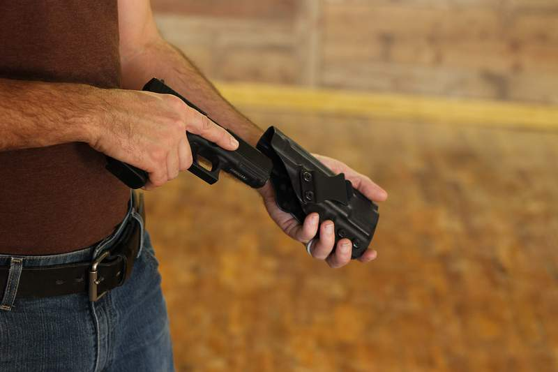 Acceptance of New Concealed Weapons License Applications Delayed During COVID-19