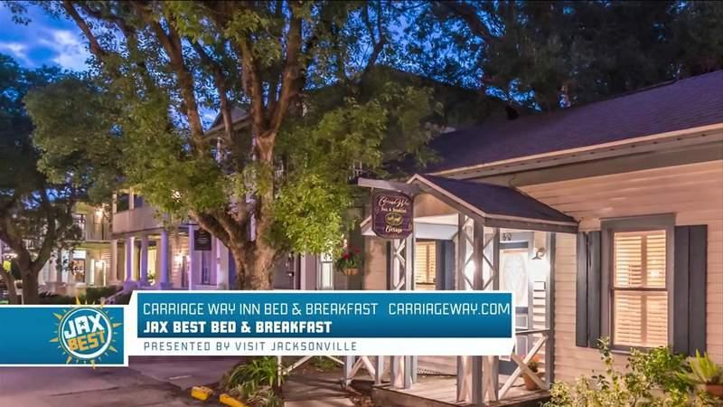 Jax Best Bed & Breakfast: Carriage Way Inn   River City Live