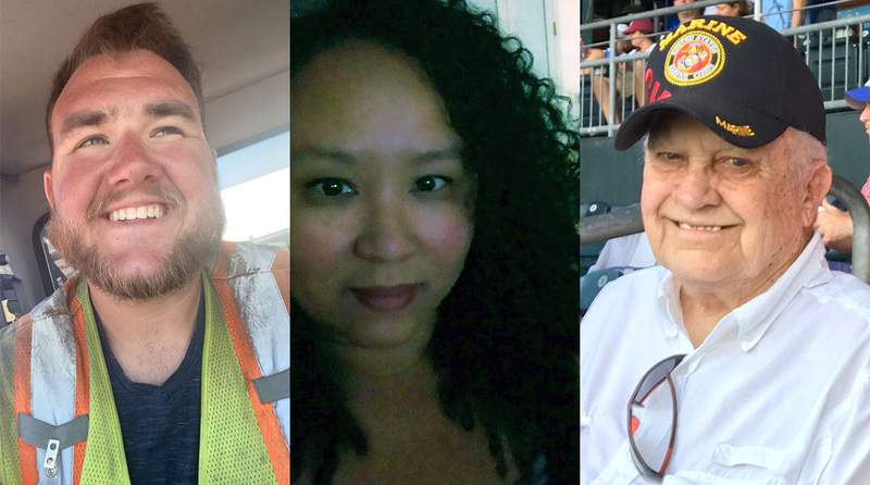 Spencer, Shirley and Dallas shared what it's been like navigating life with a Sept. 11 birthday.