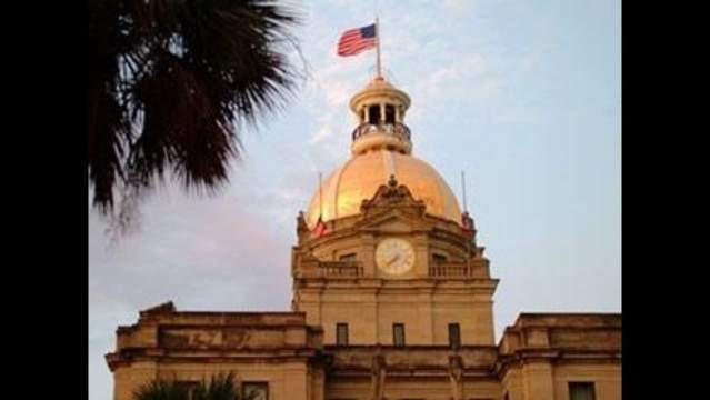 The Chatham County Courthouse